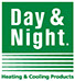 Day & Night Heating and Cooling Products